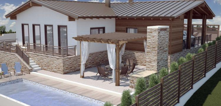 Proiecte de case Chișinău, Moldova.